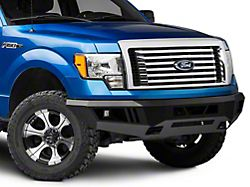 Barricade Extreme HD Front Bumper with LED Fog Lights (09-14 F-150, Excluding Raptor)