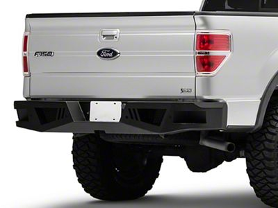 Add Barricade Extreme HD Rear Bumper (06-14 All)