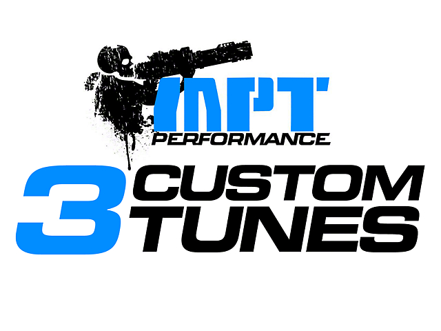 MPT 3 Custom Tunes (11-14 5.0L F-150 w/ Heavy Mods)