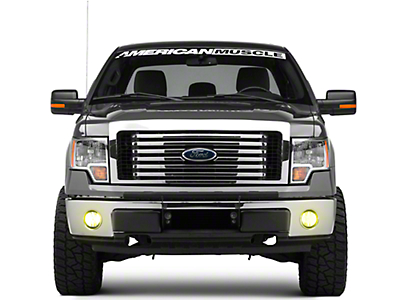 Yellow Fog Light LED Conversion Bulb Kit - H10 (99-18 F-150, Excluding 02-03 Harley Davidson)