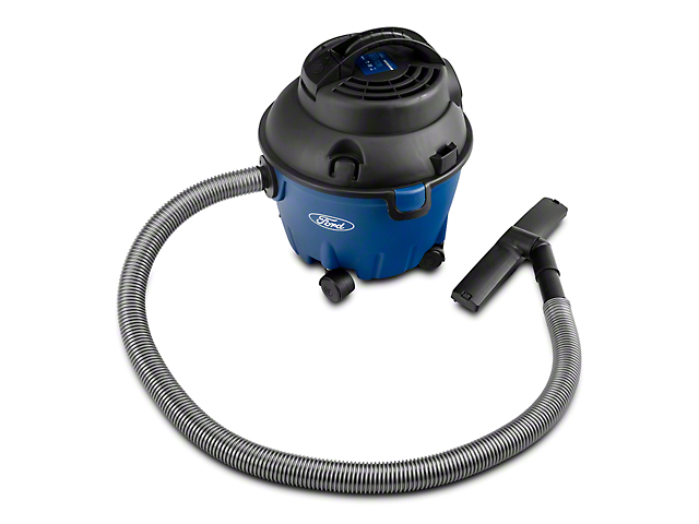 2.6 Gallon Wet/Dry Vacuum