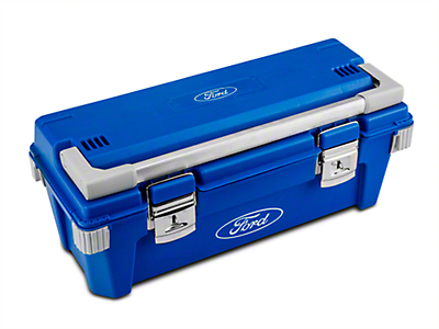 Heavy Duty Tool Box - 24 in.