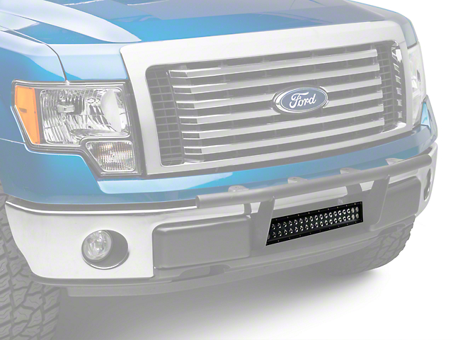KC HiLiTES 20 in. C-Series C20 Amber LED Light Bar - Spot/Spread Combo (97-18 All)
