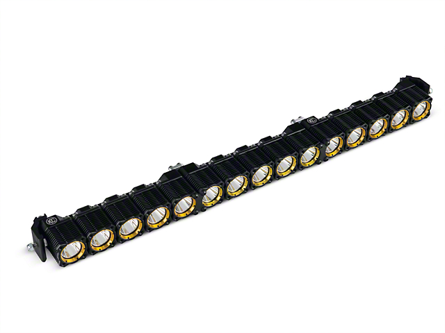 KC HiLiTES 30 in. Flex Array LED Light Bar - Spot/Spread Combo (97-18 All)