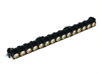 KC HiLiTES 30 in. Flex Array LED Light Bar - Spot/Spread Combo (97-18 F-150)