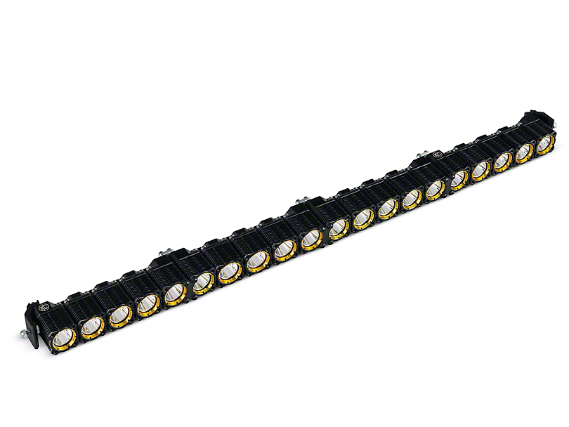 KC HiLiTES 40 in. Flex Array LED Light Bar - Spot/Spread Combo (97-18 F-150)