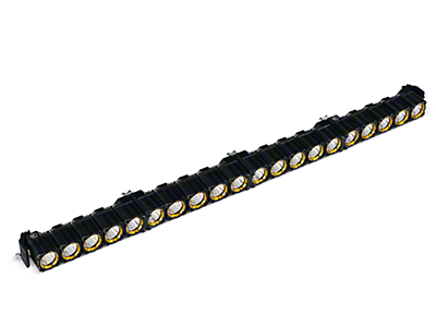 KC HiLiTES 40 in. Flex Array LED Light Bar - Spot/Spread Combo (97-17 All)