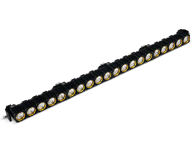 KC HiLiTES 50 in. Flex Array LED Light Bar - Spot/Spread Combo (97-18 All)