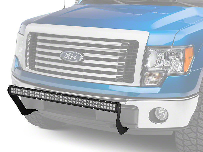 KC HiLiTES 40 in. C-Series LED Light Bar w/ Front End Mount (04-14 All)