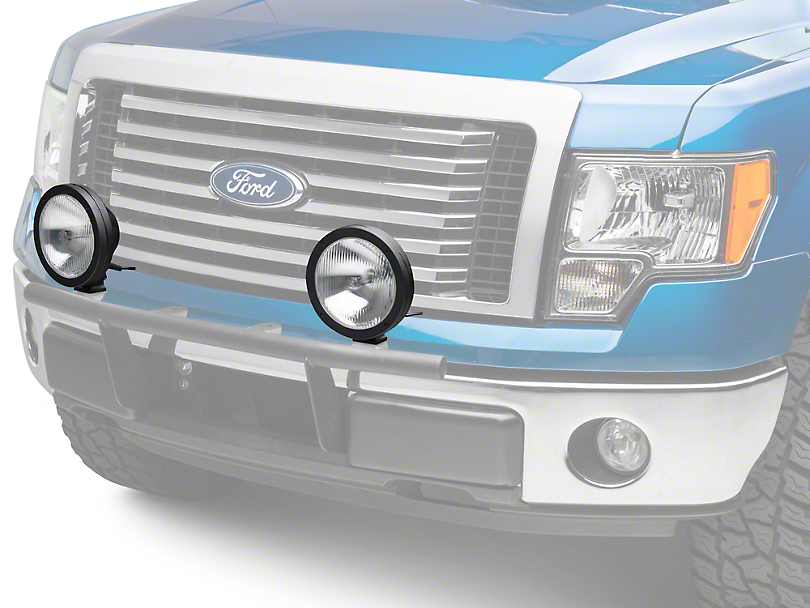 KC HiLiTES 8 in. Pro-Sport HID Lights - Spread Beam - Pair (97-18 All)