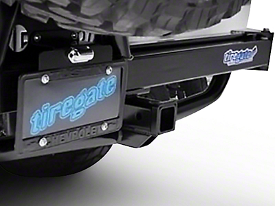 Wilco Offroad License Plate Relocation Kit (97-17 All)