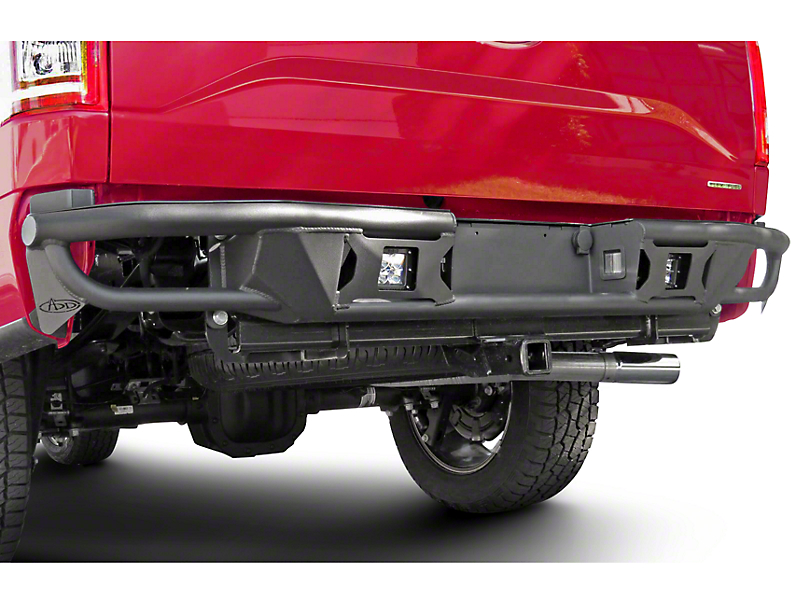 Addictive Desert Designs Race Series R Rear Bumper (15-18 All, Excluding Raptor)