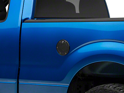 RBP RX-2 Black Locking Fuel Door (09-14 F-150 Styleside)