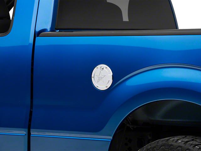 RBP RX-2 Polished Aluminum Locking Fuel Door (09-14 Styleside)