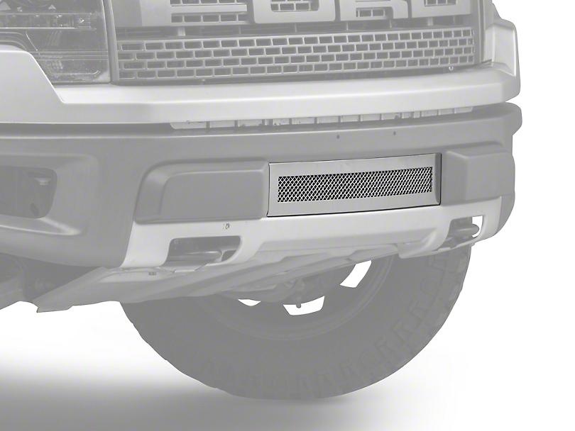 RBP RX-Series Mesh Bumper Grille - Chrome (10-14 Raptor)