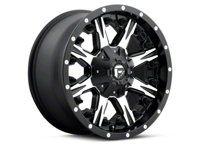 fuel wheels f 150 black machined nutz 5 lug wheel 17x9 t529017 97 06 Ford F-150 Accessories fuel wheels black machined nutz 5 lug wheel 17x9 97 03 f