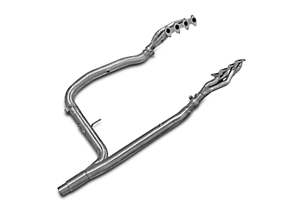 AFE 1-5/8 in. Twisted Steel Headers & Y-Pipe - Race Series (04-08 5.4L)