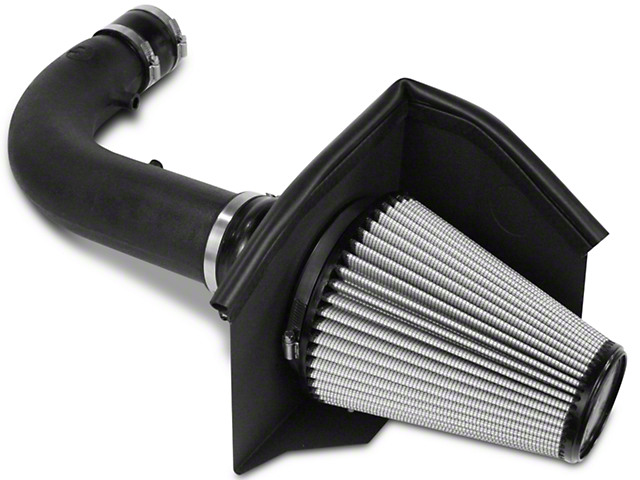 AFE Magnum Force Stage 2 Pro Dry S Cold Air Intake - Black (97-03 4.6L)