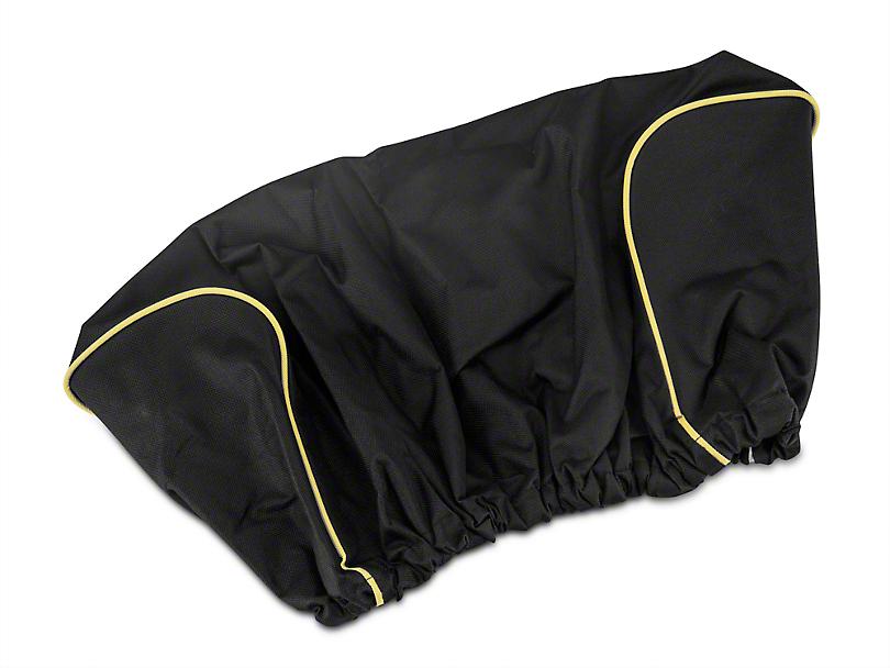 DV8 Off-Road 12,000 lb. Winch Cover - Black