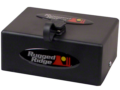 Rugged Ridge 8,500 lb. or 10,500 lb. Winch Replacement Solenoid Box Assembly (97-18 All)