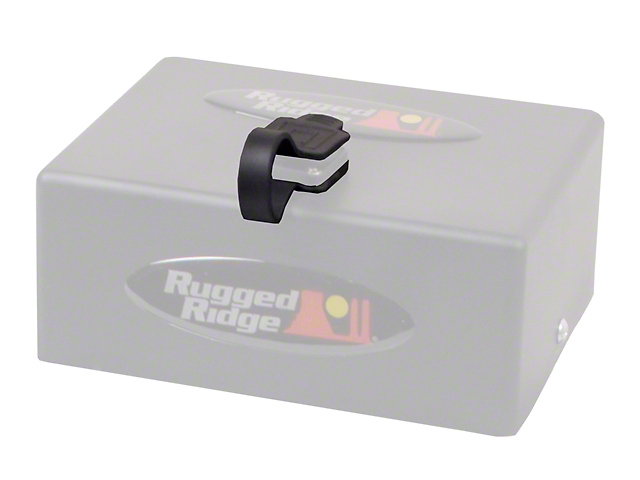 Rugged Ridge 8,500 lb. or 10,500 lb. Winch Replacement Solenoid Box Plug (97-18 All)