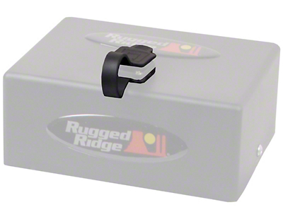 Rugged Ridge 8,500 lb. or 10,500 lb. Winch Replacement Solenoid Box Plug (97-17 All)