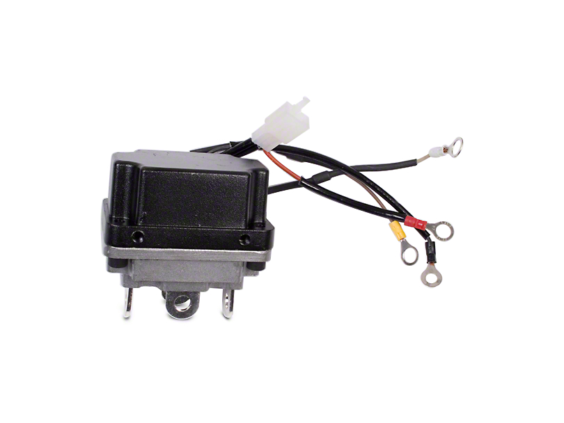 Rugged Ridge 8,500 lb. or 10,500 lb. Winch Replacement Solenoid (97-17 All)