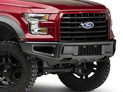 Barricade Raptor Style Front Bumper (15-17 All, Excluding Raptor)