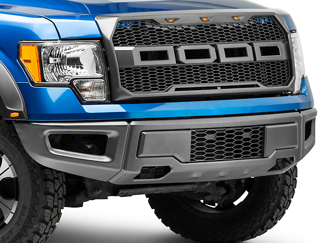 Barricade Raptor Style Front Bumper (09-14 All, Excluding Raptor)