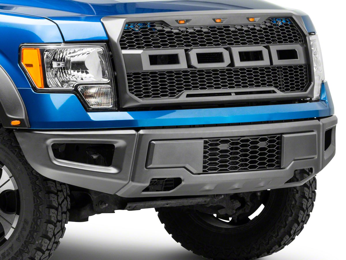 Proven Ground Raptor Style Front Bumper 09 14 F 150 Excluding Raptor