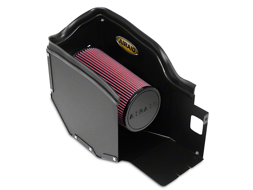 Airaid Cold Air Dam Intake w/ SynthaMax Dry Filter (01-03 Lightning)