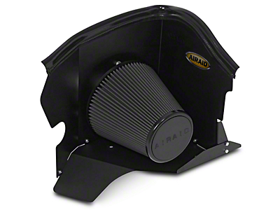 Airaid Cold Air Dam Intake w/ Black SynthaMax Dry Filter (05-08 4.2L F-150)