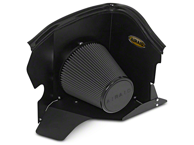 Airaid Cold Air Dam Intake w/ Black SynthaMax Dry Filter (04-08 4.6L F-150)