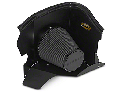Airaid Cold Air Dam Intake w/ Black SynthaMax Dry Filter (04-08 4.6L)