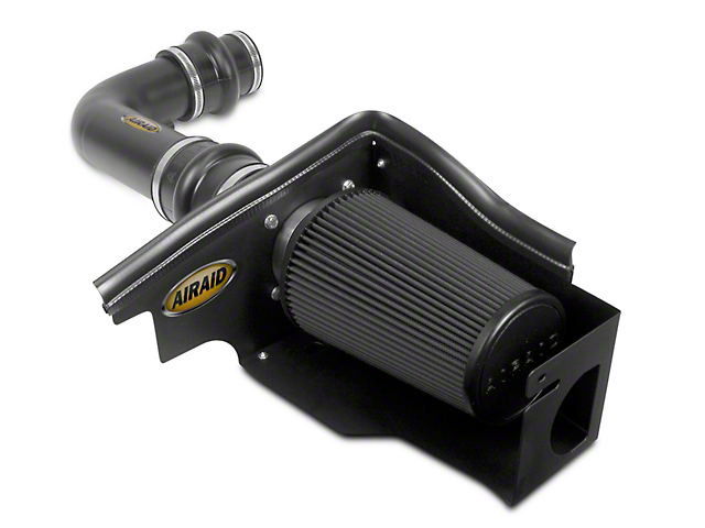 Airaid Black Cold Air Dam Intake w/ Black SynthaMax Dry Filter (97-03 4.6L F-150)