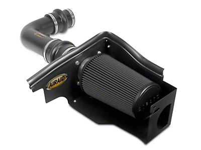 Airaid Black Cold Air Dam Intake w/ Black SynthaMax Dry Filter (97-03 4.6L)