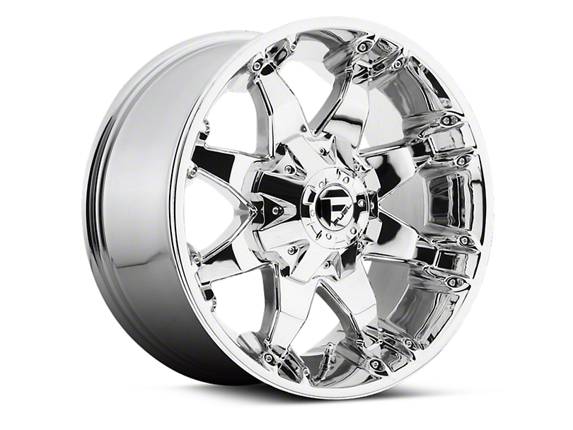 Fuel Wheels Moab Chrome 6-Lug Wheel - 20x9 (04-17 All)