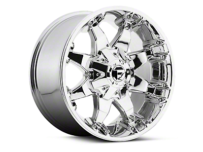 Fuel Wheels Moab Chrome 6-Lug Wheel - 20x9 (04-19 F-150)