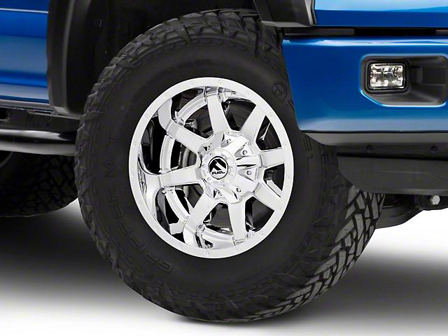 Fuel Wheels Maverick Chrome 6-Lug Wheel; 18x9 (15-20 F-150)