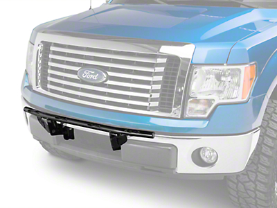 Smittybilt Street Light Bar - Gloss Black (09-14 F-150, Excluding Raptor)