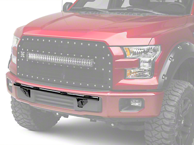 Smittybilt Street Bumper Light Bar (15-18 All, Excluding Raptor)