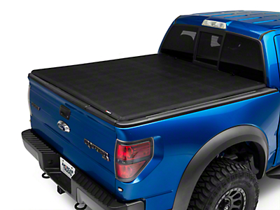Smittybilt Smart Tri-Fold Tonneau Cover (09-14 F-150 SuperCrew w/ 5.5 ft. Bed)