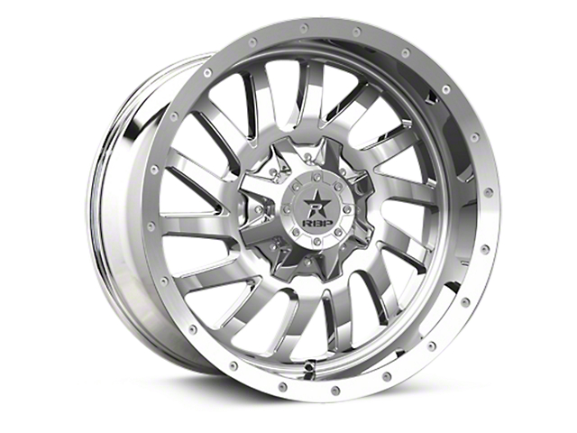 RBP 78R Uzi Chrome 6-Lug Wheel - 20x9 (04-18 F-150)