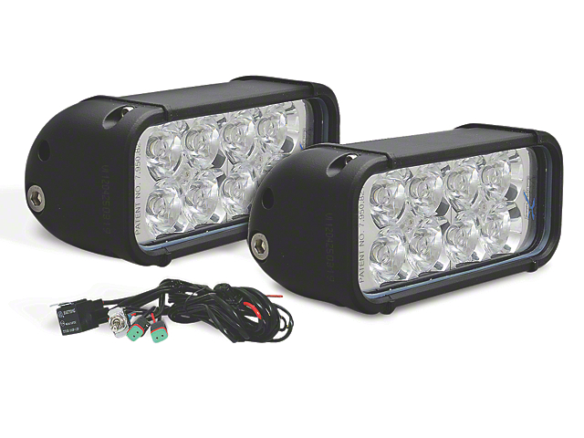 Iron Cross Light Kit for RS Series Bumper (04-19 F-150)