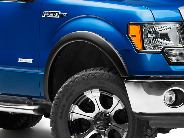 Lund Elite Series SX-Sport Style Fender Flares - Smooth (09-14 Styleside, Excluding Platinum & Raptor)