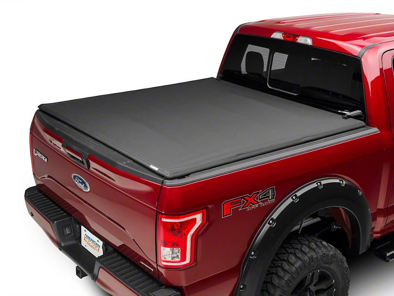 Lund Genesis Elite Tri-Fold Tonneau Cover (15-18 w/ 5.5 ft. & 6.5 ft. Bed)
