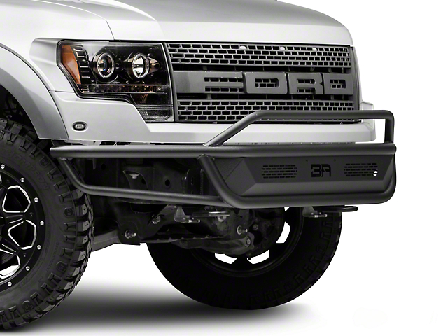 Body Armor 4x4 Desert Series Front Bumper w/o Belly Pan (10-14 Raptor; 11-14 3.5L EcoBoost)