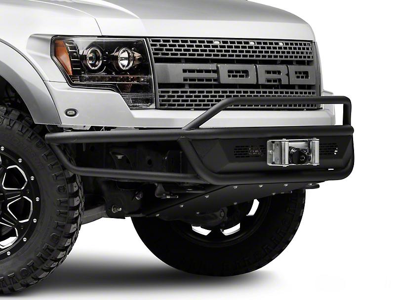Body Armor 4x4 Desert Series Front Bumper w/ Belly Pan (10-14 Raptor; 11-14 5.0L)