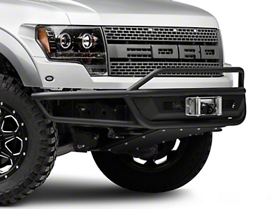 Body Armor 4x4 Desert Series Front Bumper w/ Belly Pan (10-14 Raptor; 11-14 5.0L)