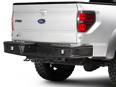 Body Armor 4x4 Desert Series Rear Bumper (09-14 F-150)